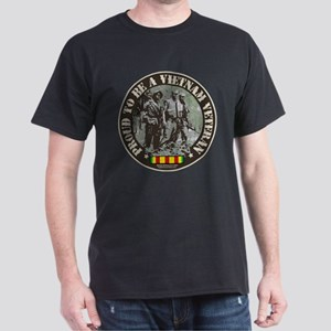 Vietnam Memorial Dark T-Shirt